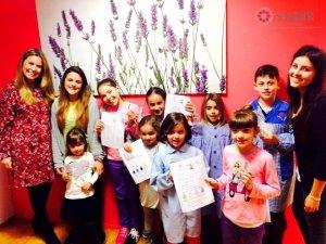 Taller Infantil I Escuela de Perfumería en Barcelona
