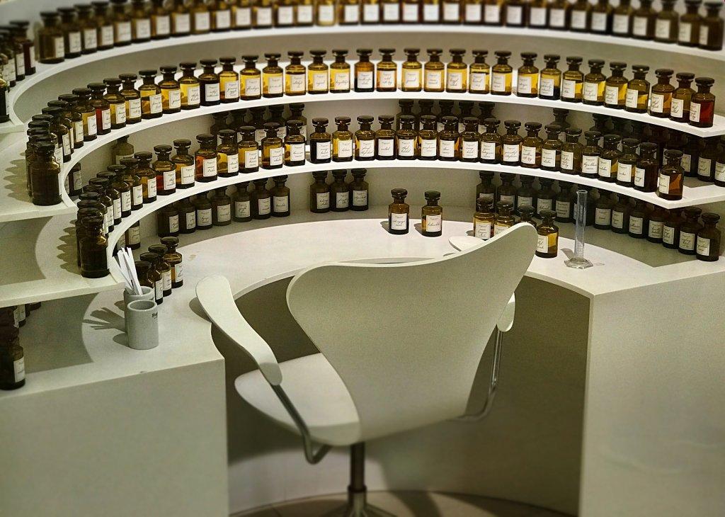 como estudiar perfumeria