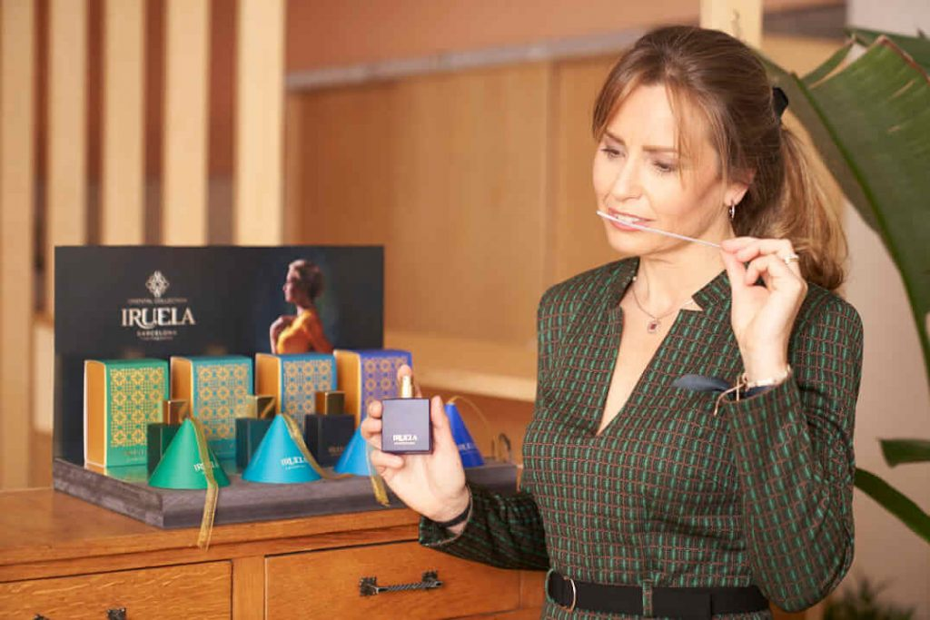 Sandir Sandra Iruela Marketing Olfativo home