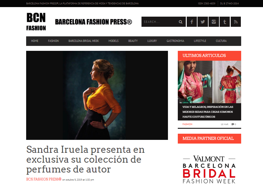 Sandra Iruela BCN Fashion