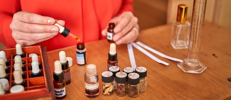 Diferencia entre aroma y fragancia